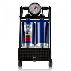 2 Cylinder Foot Pump 100 PSI