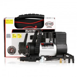 HEYNER BIG AIR 40L air compressor 12V with LED lamp